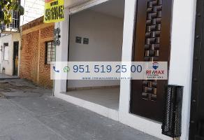 Foto de local en renta en amapolas , reforma, oaxaca de juárez, oaxaca, 12576073 No. 01