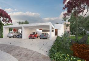 Foto de casa en venta en amaranto , tamanché, mérida, yucatán, 13927223 No. 01