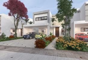 Foto de casa en venta en amaranto , tamanché, mérida, yucatán, 13927231 No. 01