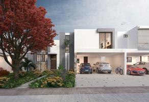 Foto de casa en venta en amaranto , tamanché, mérida, yucatán, 13927239 No. 01