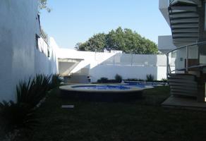 Foto de departamento en renta en  , amatitlán, cuernavaca, morelos, 0 No. 01