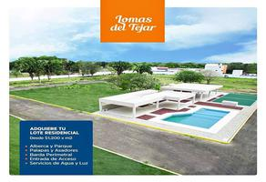 Foto de terreno habitacional en venta en amazonas 195, el tejar, medellín, veracruz de ignacio de la llave, 0 No. 01