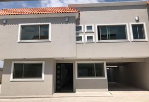 Foto de casa en renta en amazonas 201 , capultitlán centro, toluca, méxico, 20189424 No. 01