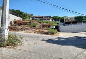 Foto de terreno habitacional en venta en amilcar , marroquín, acapulco de juárez, guerrero, 20183115 No. 01