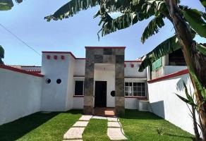 Foto de casa en venta en amilcingo , centro, cuautla, morelos, 4718546 No. 01