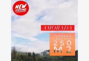 Foto de terreno habitacional en venta en amorada 100, bosque residencial, santiago, nuevo león, 8762996 No. 01
