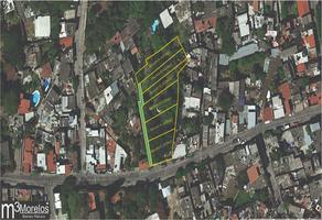 Foto de terreno habitacional en venta en  , ampliación chapultepec, cuernavaca, morelos, 14202947 No. 01