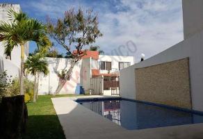 Foto de casa en renta en  , ampliación chapultepec, cuernavaca, morelos, 0 No. 01