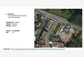 Foto de terreno comercial en venta en  , ampliación chapultepec, cuernavaca, morelos, 0 No. 01