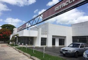 Foto de nave industrial en renta en  , ampliación ciudad industrial, mérida, yucatán, 12585654 No. 01