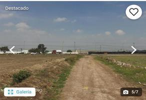 Foto de terreno habitacional en venta en  , ampliación ejido de tecámac, tecámac, méxico, 19234177 No. 01