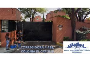 Foto de casa en venta en  , ampliación el capulin, álvaro obregón, df / cdmx, 16869814 No. 01
