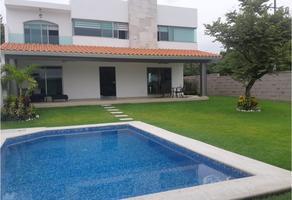 Foto de casa en venta en  , ampliación joyas de agua, jiutepec, morelos, 15978857 No. 01