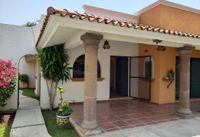 Foto de casa en renta en  , centro, cuautla, morelos, 8645169 No. 01