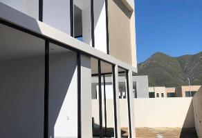 Foto de casa en venta en  , ampliación nogales (p-87), monterrey, nuevo león, 0 No. 01