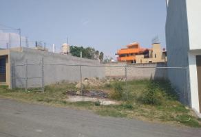 Foto de terreno habitacional en venta en  , ampliación reforma, puebla, puebla, 0 No. 01