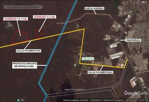 Foto de terreno habitacional en venta en  , ampliación tixcacal opichen, mérida, yucatán, 11843142 No. 01
