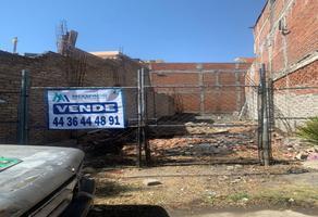 Foto de terreno habitacional en venta en ampliación torreón nuevo , gertrudis sánchez, morelia, michoacán de ocampo, 19378458 No. 01