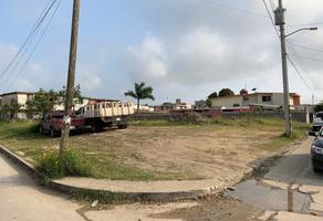 Foto de terreno habitacional en venta en  , ampliación unidad nacional, ciudad madero, tamaulipas, 15000786 No. 01