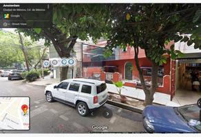 Foto de edificio en venta en amsterdan 173, roma sur, cuauhtémoc, df / cdmx, 0 No. 01