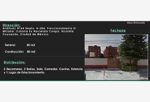 Foto de departamento en venta en anahuac 164, el mirador, coyoacán, df / cdmx, 9819898 No. 01