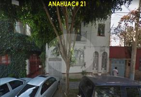 Foto de terreno habitacional en venta en anahuac , roma sur, cuauhtémoc, df / cdmx, 0 No. 01