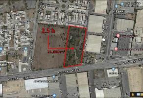 Foto de terreno habitacional en venta en  , anáhuac, san nicolás de los garza, nuevo león, 7270811 No. 01