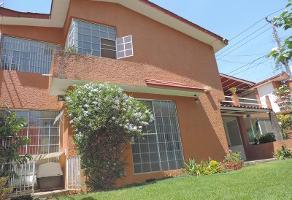 Foto de casa en venta en  , analco, cuernavaca, morelos, 9198480 No. 01