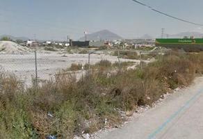 Foto de terreno habitacional en venta en  , ampliación la ciénega, ramos arizpe, coahuila de zaragoza, 11710522 No. 01