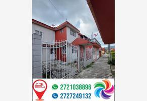 Foto de casa en venta en andador 8 retorno 17, pluviosilla, orizaba, veracruz de ignacio de la llave, 0 No. 01