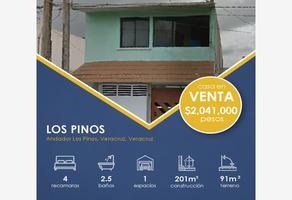 Foto de casa en venta en andador los pinos 41, los pinos, veracruz, veracruz de ignacio de la llave, 0 No. 01