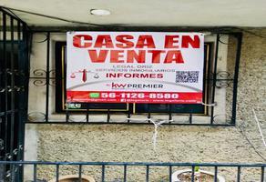 Foto de casa en venta en andador rufino tamayo manzana 15 lt 10 , el molino tezonco, iztapalapa, df / cdmx, 0 No. 01