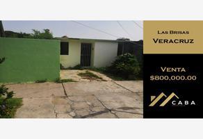 Foto de casa en venta en andador sierra de cachimbo 79, las brisas, veracruz, veracruz de ignacio de la llave, 15554075 No. 01