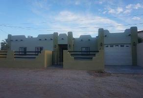 Foto de casa en venta en andres quintana roo , residencial sahuaro, puerto peñasco, sonora, 5693951 No. 01