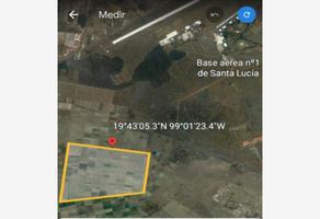Foto de terreno habitacional en venta en andrés rosas 1, san lucas xolox, tecámac, méxico, 18853129 No. 01
