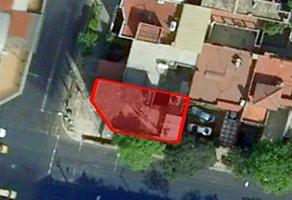 Foto de terreno habitacional en venta en angel urraza , del valle centro, benito juárez, df / cdmx, 19298103 No. 01