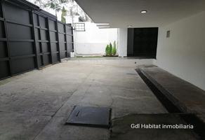 Foto de casa en renta en angulo 2968, ladrón de guevara, guadalajara, jalisco, 0 No. 01