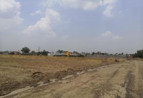 Foto de terreno habitacional en venta en anillo periférico de texcoco , san miguel tlaixpan, texcoco, méxico, 0 No. 01