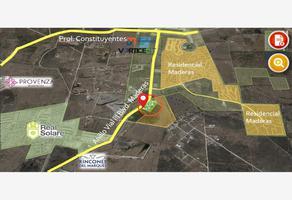 Foto de terreno industrial en venta en anillo vial 2050, ciudad maderas, el marqués, querétaro, 8936107 No. 01