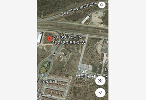 Foto de terreno habitacional en venta en anillo vial fray junipero serra esquina calle campo real 12100, residencial el refugio, querétaro, querétaro, 0 No. 01