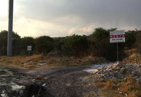 Foto de terreno habitacional en renta en anillo vial fray junipero serra , san josé el alto, querétaro, querétaro, 0 No. 01