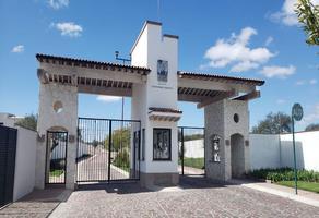 Foto de terreno habitacional en venta en anillo vial iii, ciudad maderas residencial , santa cruz, el marqués, querétaro, 17590354 No. 01