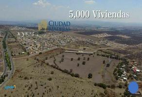 Foto de terreno comercial en venta en anillo vial iii oriente , ciudad maderas, el marqués, querétaro, 0 No. 01