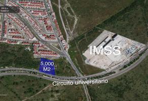 Foto de terreno industrial en venta en anillo vial junipero serra , fray junípero serra, querétaro, querétaro, 7536430 No. 01