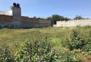 Foto de terreno comercial en venta en antigona , santa rosa de lima, cuautitlán izcalli, méxico, 18396745 No. 01