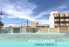 Foto de casa en renta en antigua carretera la paz 208, venta prieta, pachuca de soto, hidalgo, 0 No. 01