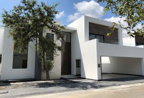 Foto de casa en venta en  , antigua hacienda santa anita, monterrey, nuevo león, 0 No. 01