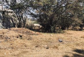 Foto de terreno habitacional en venta en antiguo camino a coyotepec 1000, santa cruz xoxocotlan, santa cruz xoxocotlán, oaxaca, 15660456 No. 01