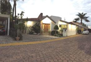 Foto de casa en venta en antiguo camino a morillotla , de la santísima, san andrés cholula, puebla, 0 No. 01