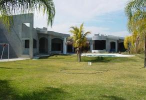 Foto de casa en venta en antiguo camino yautepec tepoztlán , vicente estrada cajigal, yautepec, morelos, 0 No. 01